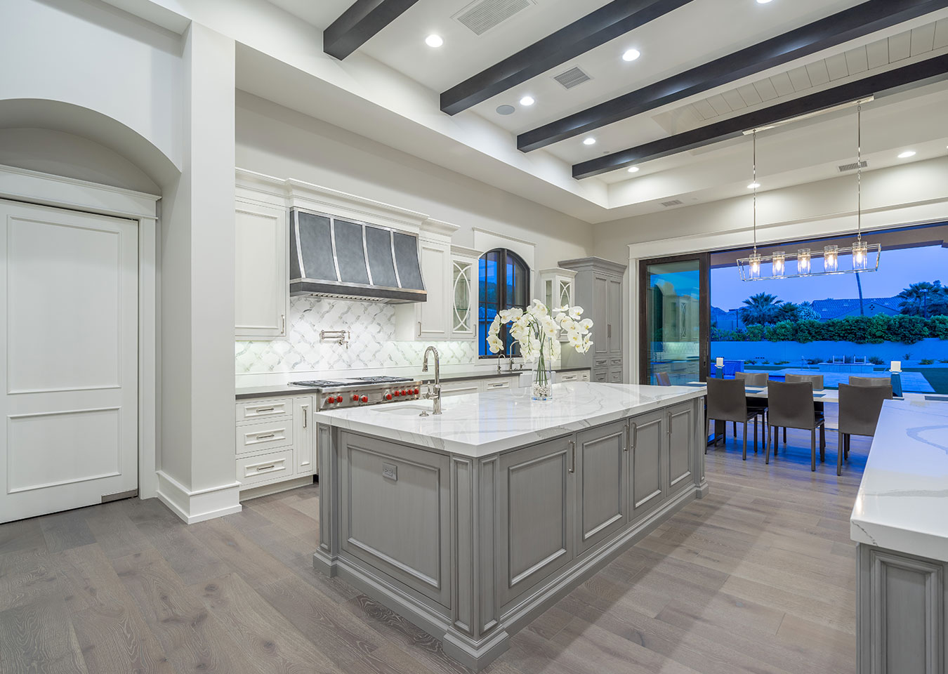 Paradise Valley Bright Transitional