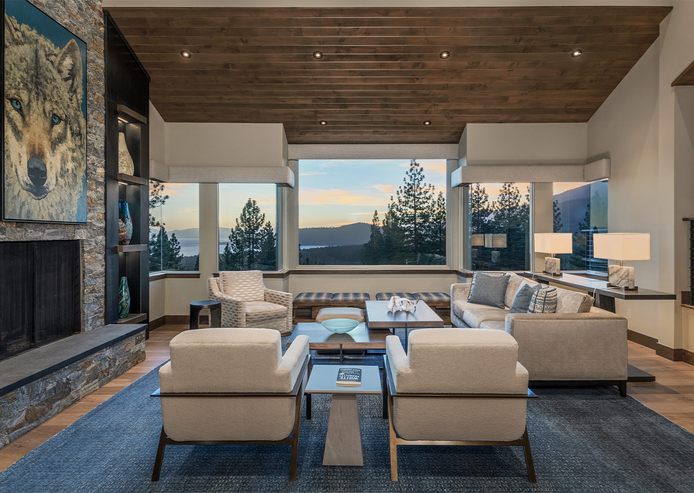 Tahoe Mountain Retreat